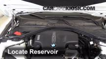 2014 BMW 320i 2.0L 4 Cyl. Turbo Windshield Washer Fluid