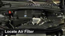 2014 BMW X1 xDrive28i 2.0L 4 Cyl. Turbo Air Filter (Engine)