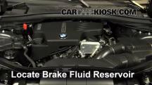 2014 BMW X1 xDrive28i 2.0L 4 Cyl. Turbo Líquido de frenos