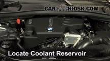 2014 BMW X1 xDrive28i 2.0L 4 Cyl. Turbo Fluid Leaks