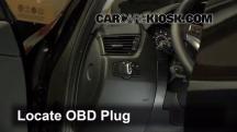 2014 BMW X1 xDrive28i 2.0L 4 Cyl. Turbo Compruebe la luz del motor