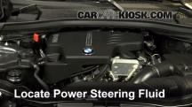 2014 BMW X1 xDrive28i 2.0L 4 Cyl. Turbo Power Steering Fluid