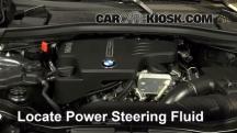 2014 BMW X1 xDrive28i 2.0L 4 Cyl. Turbo Líquido de dirección asistida