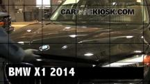 2014 BMW X1 xDrive28i 2.0L 4 Cyl. Turbo Review