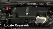 2014 BMW X1 xDrive28i 2.0L 4 Cyl. Turbo Líquido limpiaparabrisas