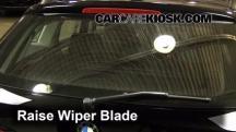 2014 BMW X1 xDrive28i 2.0L 4 Cyl. Turbo Escobillas de limpiaparabrisas trasero
