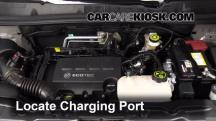 2014 Buick Encore 1.4L 4 Cyl. Turbo Air Conditioner