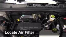 2014 Buick Encore 1.4L 4 Cyl. Turbo Air Filter (Engine)