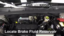 2014 Buick Encore 1.4L 4 Cyl. Turbo Brake Fluid