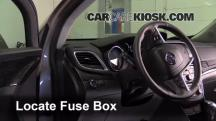 2014 Buick Encore 1.4L 4 Cyl. Turbo Fuse (Interior)
