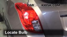 2014 Buick Encore 1.4L 4 Cyl. Turbo Lights
