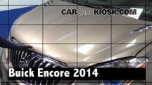 2014 Buick Encore 1.4L 4 Cyl. Turbo Review