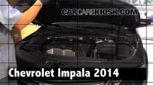 2014 Chevrolet Impala LT 2.5L 4 Cyl. Review