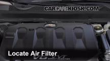 2014 Chevrolet Impala LT 3.6L V6 FlexFuel Air Filter (Engine)