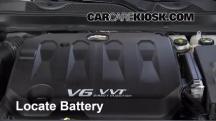 2014 Chevrolet Impala LT 3.6L V6 FlexFuel Battery