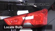2014 Chevrolet Impala LT 3.6L V6 FlexFuel Lights