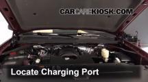 2014 Chevrolet Silverado 1500 LT 5.3L V8 FlexFuel Crew Cab Pickup Air Conditioner
