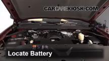 2014 Chevrolet Silverado 1500 LT 5.3L V8 FlexFuel Crew Cab Pickup Battery