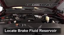 2014 Chevrolet Silverado 1500 LT 5.3L V8 FlexFuel Crew Cab Pickup Brake Fluid