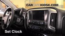 2014 Chevrolet Silverado 1500 LT 5.3L V8 FlexFuel Crew Cab Pickup Reloj