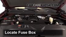 2014 Chevrolet Silverado 1500 LT 5.3L V8 FlexFuel Crew Cab Pickup Fusible (motor)