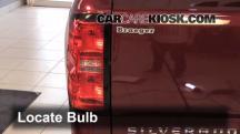 2014 Chevrolet Silverado 1500 LT 5.3L V8 FlexFuel Crew Cab Pickup Luces