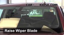2014 Chevrolet Silverado 1500 LT 5.3L V8 FlexFuel Crew Cab Pickup Escobillas de limpiaparabrisas delantero
