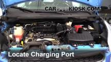 2014 Chevrolet Spark LT 1.2L 4 Cyl. Air Conditioner