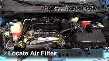 2014 Chevrolet Spark LT 1.2L 4 Cyl. Air Filter (Engine)