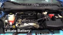 2014 Chevrolet Spark LT 1.2L 4 Cyl. Battery