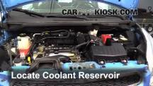 2014 Chevrolet Spark LT 1.2L 4 Cyl. Coolant (Antifreeze)