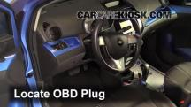 2014 Chevrolet Spark LT 1.2L 4 Cyl. Check Engine Light