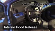 2014 Chevrolet Spark LT 1.2L 4 Cyl. Capó