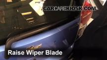 2014 Chevrolet Spark LT 1.2L 4 Cyl. Windshield Wiper Blade (Rear)