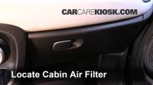 2014 Fiat 500L 1.4L 4 Cyl. Turbo Air Filter (Cabin)