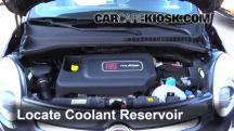 2014 Fiat 500L 1.4L 4 Cyl. Turbo Coolant (Antifreeze)