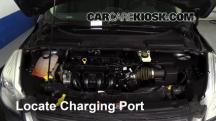 2014 Ford Escape S 2.5L 4 Cyl. Air Conditioner