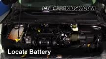 2014 Ford Escape S 2.5L 4 Cyl. Battery