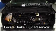 2014 Ford Escape S 2.5L 4 Cyl. Líquido de frenos
