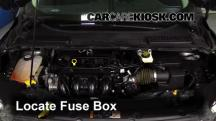 2014 Ford Escape S 2.5L 4 Cyl. Fuse (Engine)