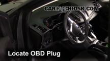 2014 Ford Escape S 2.5L 4 Cyl. Compruebe la luz del motor