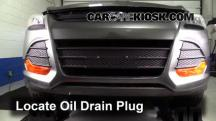2014 Ford Escape S 2.5L 4 Cyl. Oil