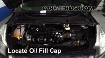2014 Ford Escape S 2.5L 4 Cyl. Oil
