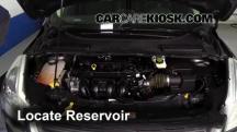 2014 Ford Escape S 2.5L 4 Cyl. Líquido limpiaparabrisas