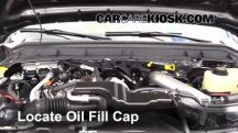 2014 Ford F-350 Super Duty King Ranch 6.7L V8 Turbo Diesel Oil