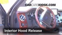 2014 Ford F-350 Super Duty King Ranch 6.7L V8 Turbo Diesel Belts