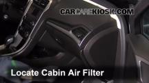 2014 Ford Fusion SE 2.5L 4 Cyl. Air Filter (Cabin)