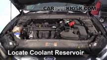 2014 Ford Fusion SE 2.5L 4 Cyl. Fluid Leaks