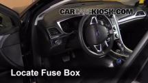 2014 Ford Fusion SE 2.5L 4 Cyl. Fuse (Interior)