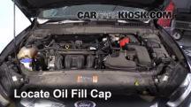2014 Ford Fusion SE 2.5L 4 Cyl. Oil